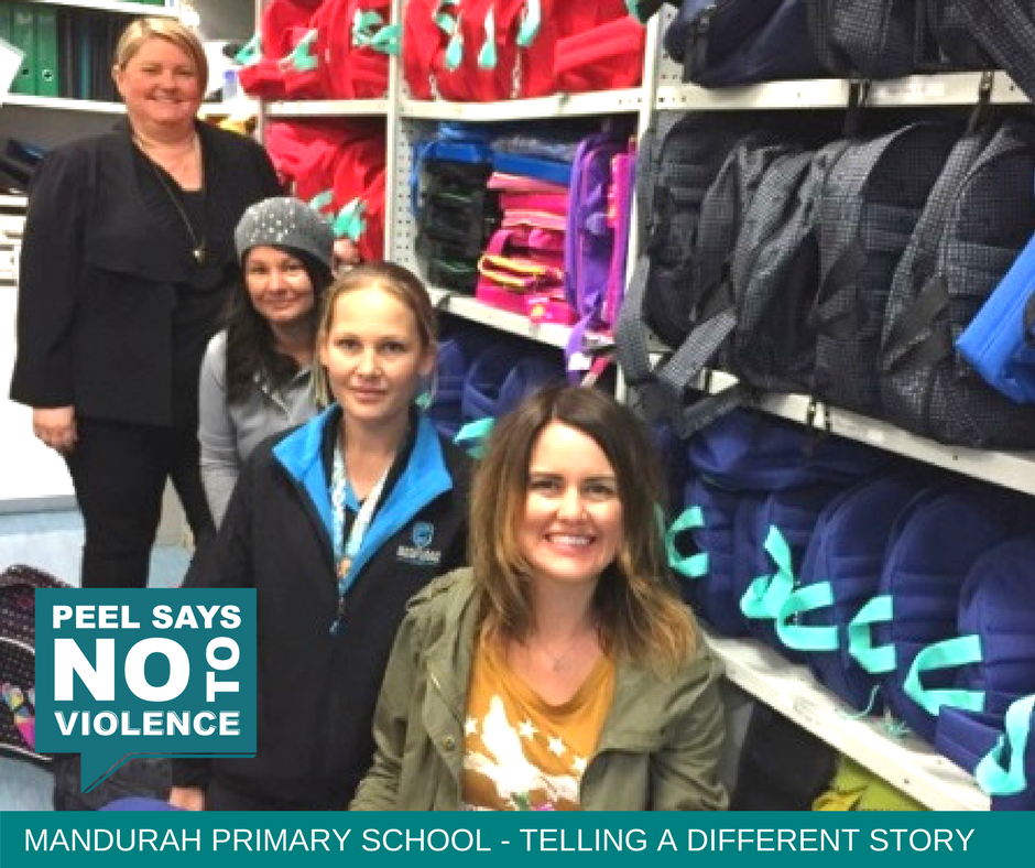 Mandurah Primary School\'s pledge directly benefits the kids and ...